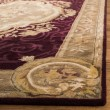Product Image of Dark Red, Dark Beige (A) Traditional / Oriental Area Rug
