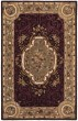 Product Image of Traditional / Oriental Dark Red, Dark Beige (A) Area Rug