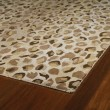 Product Image of Mocha, Brown, Caramel (3960) Contemporary / Modern Area Rug