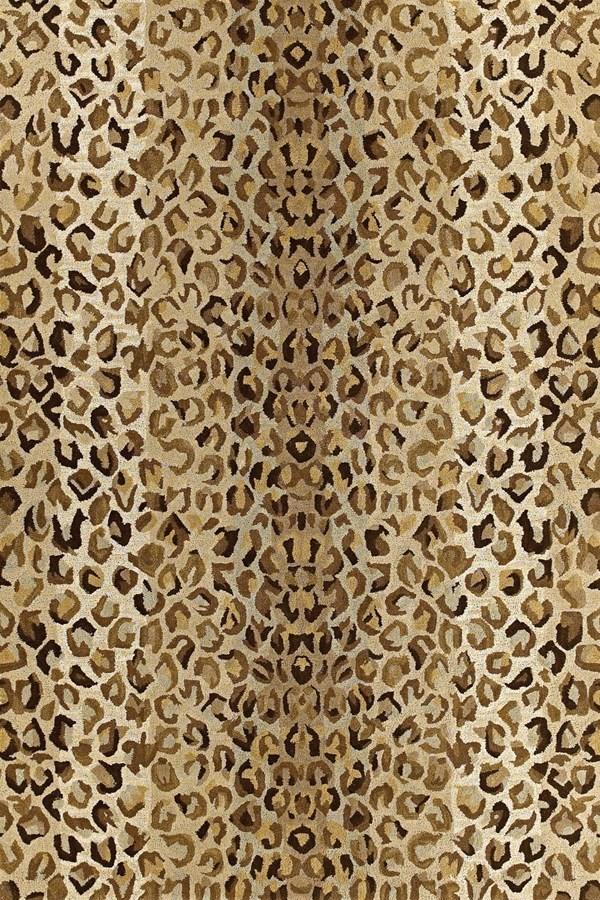 Mocha, Brown, Caramel (3960) Contemporary / Modern Area Rug
