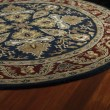 Product Image of Navy, Burgundy, Brown (22) Traditional / Oriental Area Rug