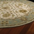 Product Image of Ivory, Beige, Chocolate (01) Traditional / Oriental Area Rug