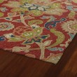 Product Image of Red (25) Traditional / Oriental Area Rug