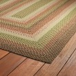 Product Image of Sage, Oatmeal, Chocolate (59) Outdoor / Indoor Area Rug