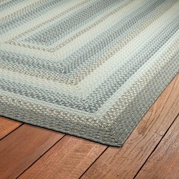 Graphite, Oatmeal, Light Brown (68) Outdoor / Indoor Area Rug