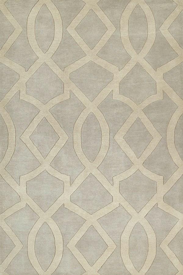 Graphite, Grey, Ivory (68) Moroccan Area Rug