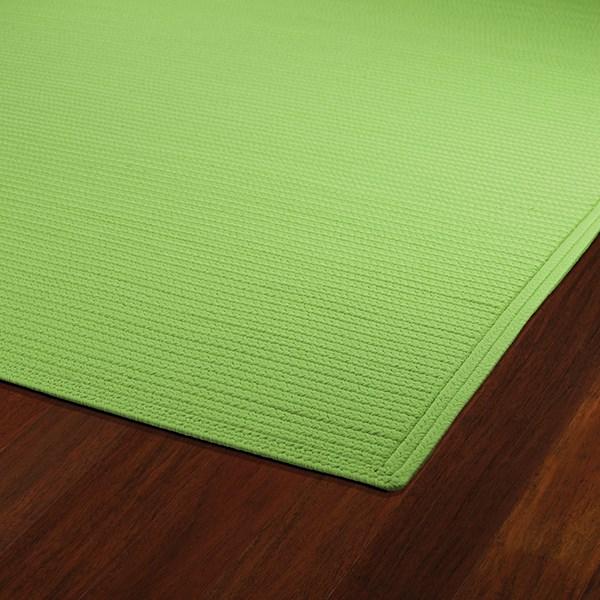 Lime Green (96) Outdoor / Indoor Area Rug