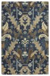 Product Image of Bohemian Navy, Denim, Teal, Spa, Brown, Camel, Linen (22) Area Rug