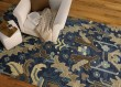 Product Image of Navy, Denim, Teal, Spa, Brown, Camel, Linen (22) Bohemian Area Rug