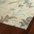 Product Image of Oatmeal, Turquoise, Jade, Taupe, Linen (84) Bohemian Area Rug