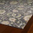 Product Image of Pewter, Sage, Brick Red (73) Traditional / Oriental Area Rug