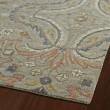 Product Image of Taupe, Terracotta, Beige (27) Transitional Area Rug