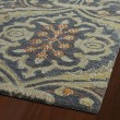 Product Image of Pewter, Light Camel, Gold (73) Transitional Area Rug
