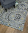 Product Image of Grey, Yellow, Charcoal (75) Transitional Area Rug