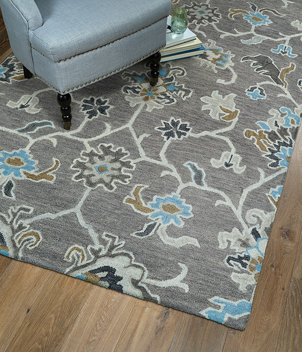 Kaleen Helena Turquoise Area Rug Reviews: Kaleen Helena 3209 Rugs