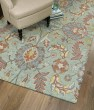 Product Image of Mint, Beige, Brown (88) Traditional / Oriental Area Rug