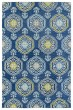 Product Image of Blue, Wasabi Green, Beige (17) Transitional Area Rug