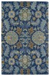 Product Image of Blue, Denim Blue, Grey (17) Traditional / Oriental Area Rug