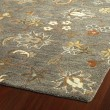 Product Image of Pewter Green, Linen, Ivory, Copper (102) Traditional / Oriental Area Rug