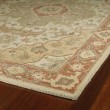 Product Image of Gold, Terracotta, Sage Green (05) Traditional / Oriental Area Rug
