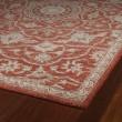 Product Image of Red, Olive Green, Camel (25) Mandala Area Rug