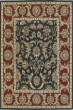 Product Image of Traditional / Oriental Graphite, Brick Red, Light Camel (68) Area Rug
