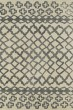 Product Image of Moroccan Charcoal Blue, Beige (75) Area Rug