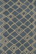Product Image of Moroccan Blue, Ivory (17) Area Rug