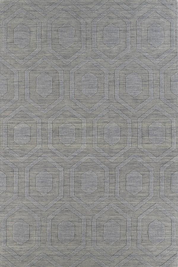 Steel (83) Textured Solid Area Rug