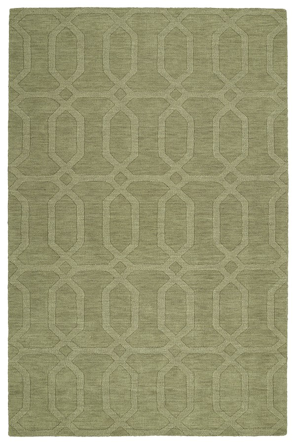 Sage (59) Textured Solid Area Rug