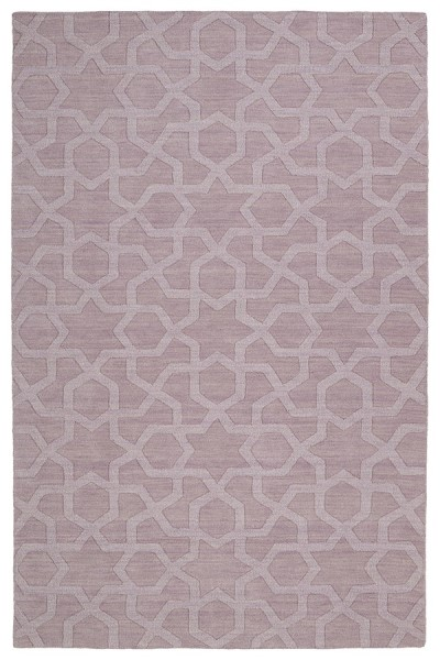 Lilac (90) Solid Area Rug