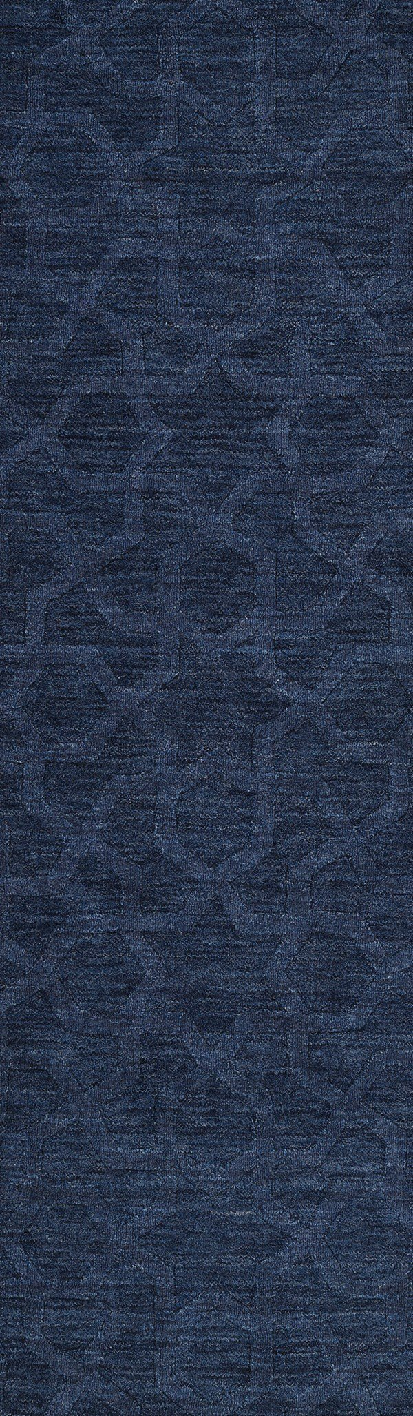 Navy (22) Textured Solid Area Rug