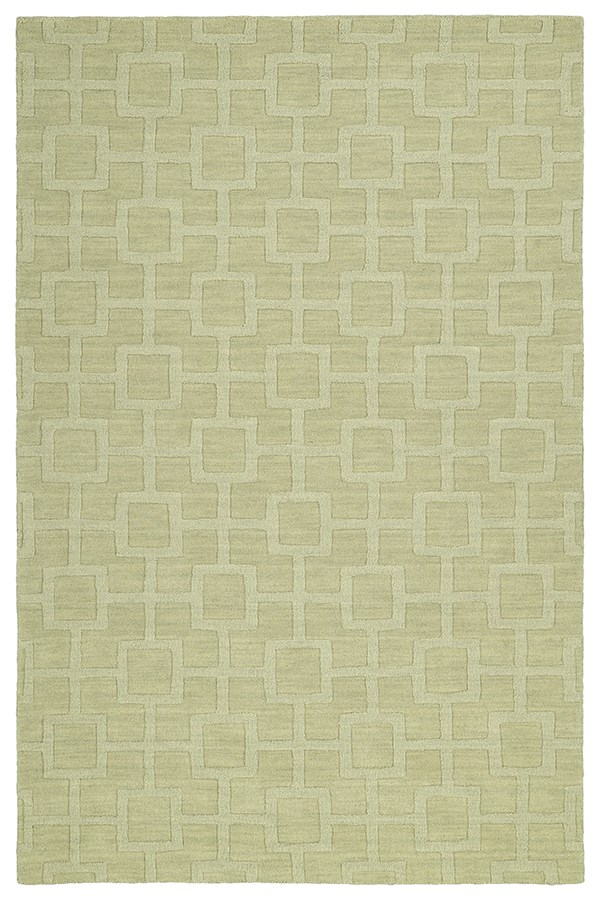 Celery (33) Textured Solid Area Rug