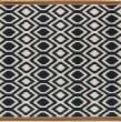 Product Image of Black, Beige, Mustard (02) Southwestern / Lodge Area Rug