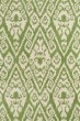 Product Image of Traditional / Oriental Green, Ivory (50) Area Rug