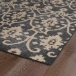 Product Image of Charcoal, Light Brown, Milk Chocolate Brown (02) Southwestern / Lodge Area Rug