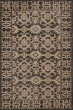 Product Image of Traditional / Oriental Dark Chocolate Brown, Milk Chocolate Brown (02)  Area Rug