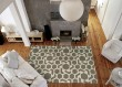 Product Image of Grey, Ivory (75) Contemporary / Modern Area Rug