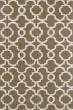 Product Image of Contemporary / Modern Light Brown, Ivory (82) Area Rug