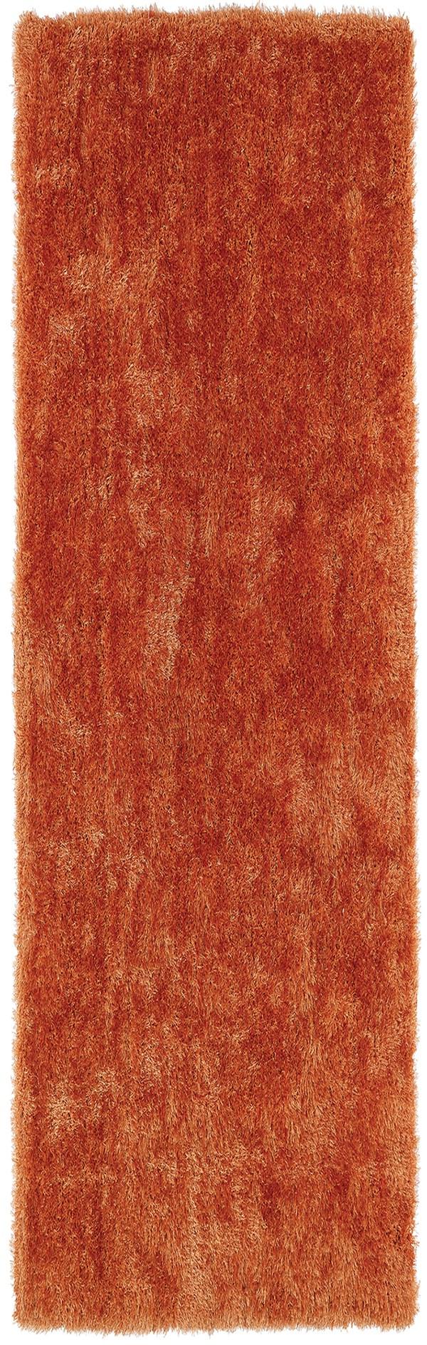 Orange (89) Solid Area Rug