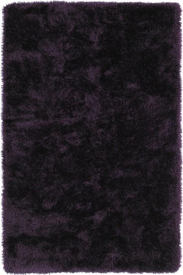 Purple (95) Solid Area Rug