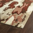 Product Image of Rust, Chocolate, Terracotta (30) Contemporary / Modern Area Rug