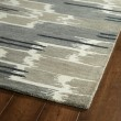 Product Image of Grey, Charcoal, Ivory (75) Transitional Area Rug