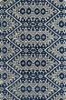 Product Image of Bohemian Blue Grey, Ivory (17) Area Rug