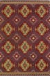Product Image of Southwestern Red, Gold, Grey (25) Area Rug