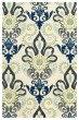 Product Image of Traditional / Oriental Blue (17) Area Rug