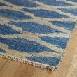 Product Image of Navy, Natural Fiber (22) Transitional Area Rug