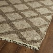 Product Image of Chocolate, Natural Fiber (40) Transitional Area Rug
