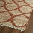 Product Image of Rust, Natural Fiber (30) Transitional Area Rug