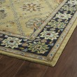 Product Image of Gold, Navy, Beige (05) Traditional / Oriental Area Rug